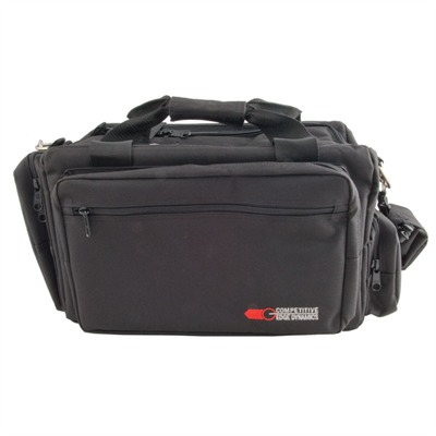 Competitive Edge Dynamics Range Bags - Deluxe Professional Range Bag, Black