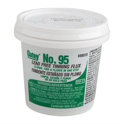 No. 95 Lead Free Tinning Flux