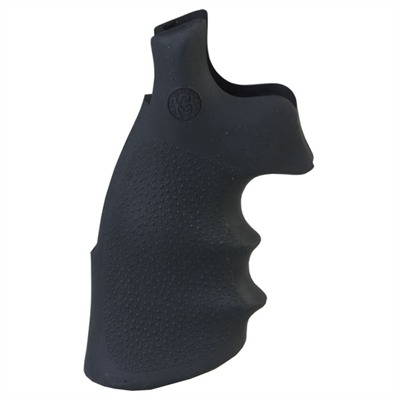 Hogue Monogrips - Rubber Grip Fits S&W K&L Round-To-Square