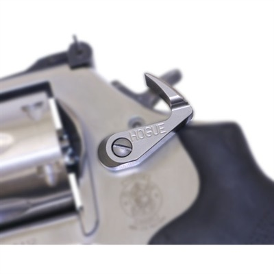 Hogue S&W Revolver Extended Cylinder Release Latch - Long Extended Latch