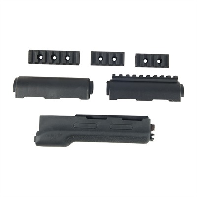 Ak 47/74 Overmolded Forend & Grip Ak Overmolded Forend Black Discount