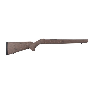 10/22~ Bull Barrel Channel Overmolded Rifle Stocks