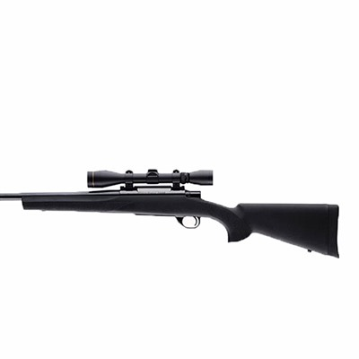 Hogue Howa 1500 Stock Full Bed Block - Howa 1500 Stock La Heavy Barrel Full Bed Block Black