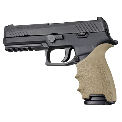 Hogue Sig Sauer P320 Handall Grip Sleeve - Sig P320 Handall Grip, Flat Dark Earth