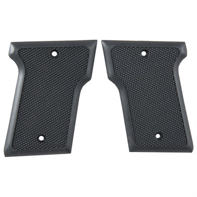 Amt/High Standard Grip Set, Black