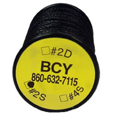 #2s Serving .018 Black 120yd Spool
