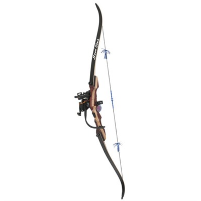 Sand Shark Light Stryke Recurve W/Ams Retriever Pro Package