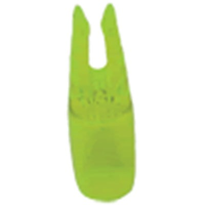 Fiberglass Youth Nocks Green