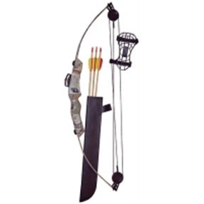 Elk Compound Bow Set 25#