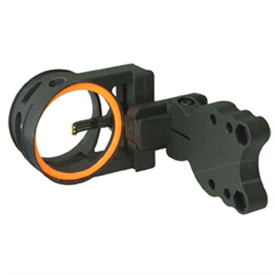 Saxon 3 Pin .029 Sight Black Non Wrap