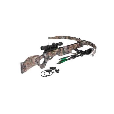 Equinox Crossbow Illum Multi Reticle Scope