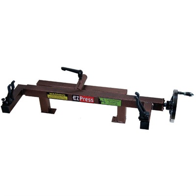 Ez Press Deluxe Bench Mount