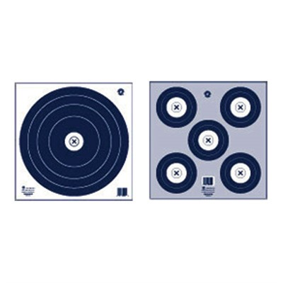 Official Dual Face Target