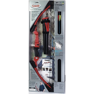Genesis Bow Kits Genesis Kit Red Cherry Right Hand Discount