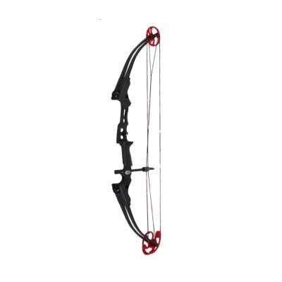 Genesis Bows Black W/Red Cam Left Hand Discount