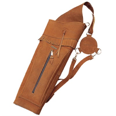 Traditional Back Quiver Brown Right Hand