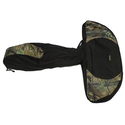 Crossbow Case Black W/Oakbrush Green Camo