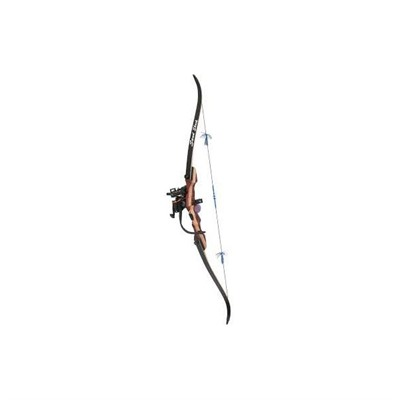 Sand Shark Recurve W/Ams Retriever Pro Package