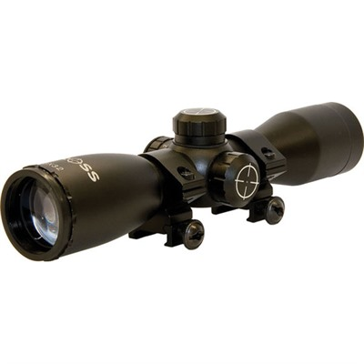 Illuminated Scope 3 Reticle