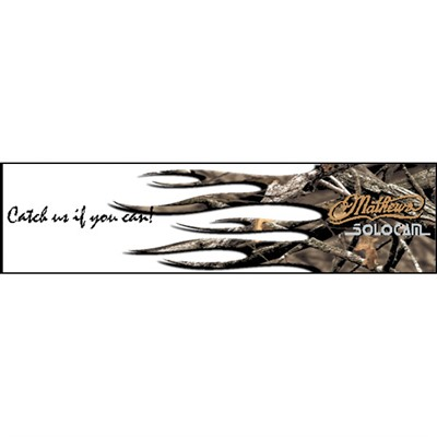 "Ez Crest Mathews Wraps Ez Crest Mathews Camo Flame 4"" Wrap U.S.A. & Canada"