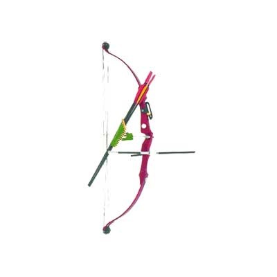 Cartel Mini Compound Bow Sets Red Discount