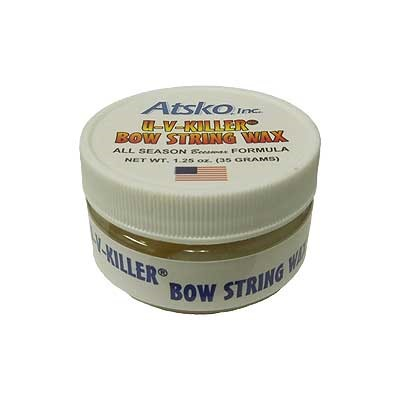 Uv Killer Bow String Wax 1.25 Oz.
