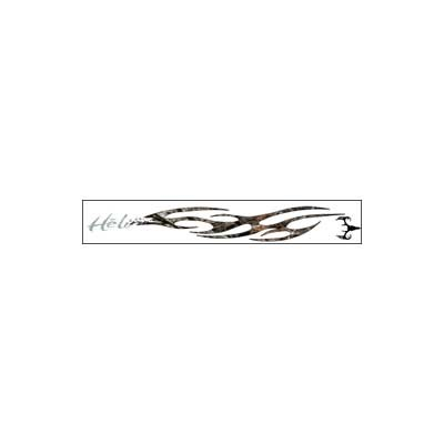 "Ez Crest Mathews Wraps Ez Crest Mathews Helim Tribal Silver 4"" Wrap U.S.A. & Canada"
