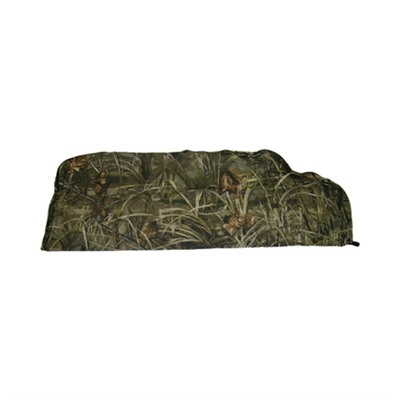 Camo Polycotton Bow Sleeve