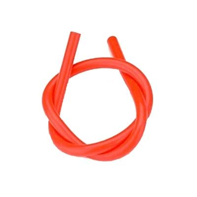 Silicone Peep Tubing 3' Red Discount