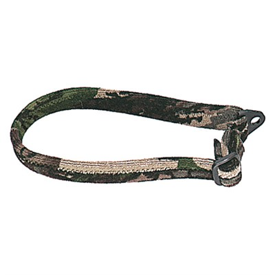 King Nylon Strap Bow Sling Black