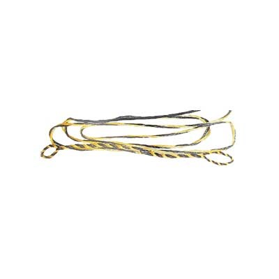 Flem Longbow Brown / Yellow 16 Strand