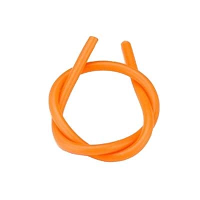 Silicone Peep Tubing 25' Orange Discount