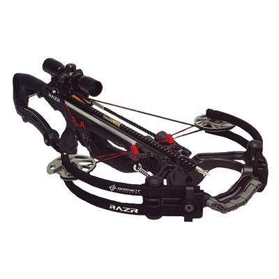 Razr Crossbow Package 185# W/Illuminated Scope