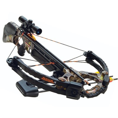 Barnett Buck Commander Ext Crt 365 Crossbow Package