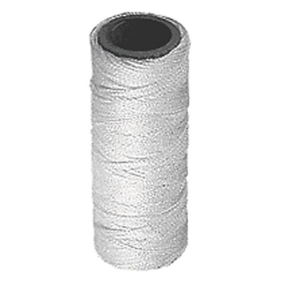 White Fletcher Rope 1/16 100 Foot Spool