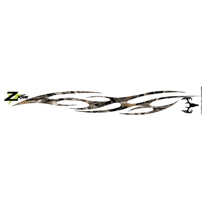 Ez Crest Mathews Wraps Ez Crest Mathews Z7 Extreme Tribal Wrap U.S.A. & Canada