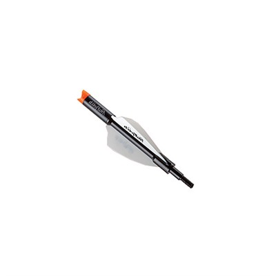 Spectrum Xbolt Black Straight W/Orange Lighted Nock