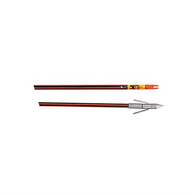 Hydro Carbon Arrow W/Safety Slide & Big Game Pro Point