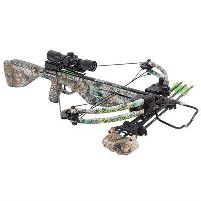 Thunderhawk Crossbow Packages 160# W/1x Illuminated Scope Discount