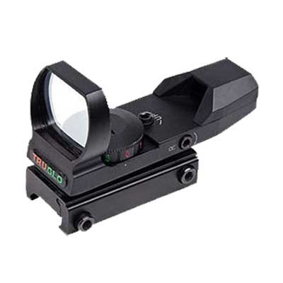 Open Red Dot Sight Black