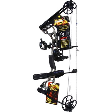 Quest Radical Realtree All Purpose Bow Packages Lh 25 40# Discount