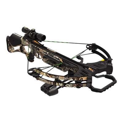 Barnett Brotherhood Crossbow Package W/4x32 Scope