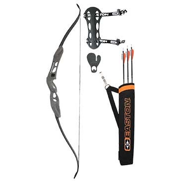 Beginner Recurve Bow Kit W/ Arrows & Quiver Beginner Recurve Bow Kit W/Pink Arrows & Quiver Discount