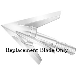 Exodus Replacement Crossbow Swept Blade 100gr
