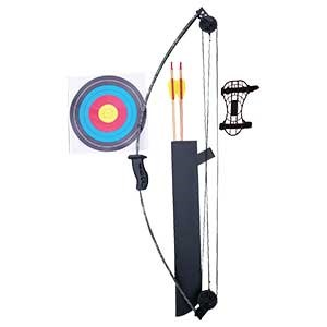 Panther Compound Bow Set 10#