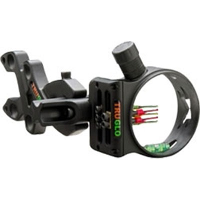 Storm 5 Pin .029 Sight Black W/Light