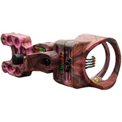 Carbon Xs 4 Pin Pink Sight  W/Light