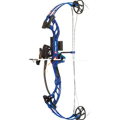 Tidal Wave Bow Pkg Dark Blue Reaper H20 Rh 30