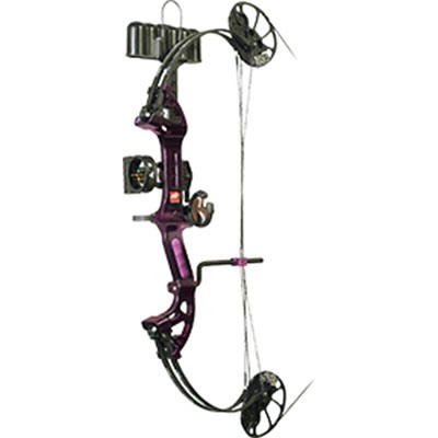 Mini Burner Xt Rts Bow Pkg Purple Rain, Right Hand