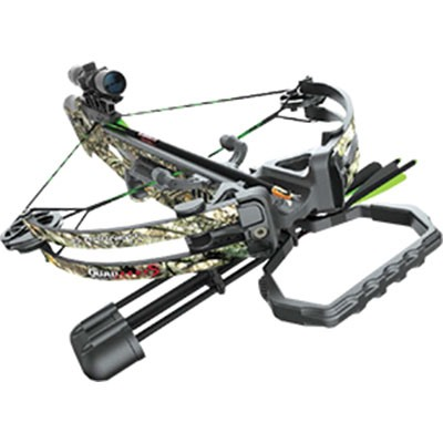 Quad Edge Crossbow Package